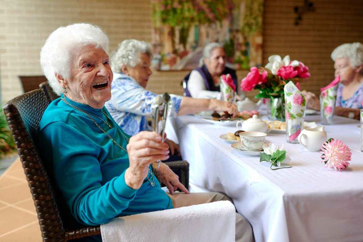 Christadelphian Aged Care offers 24-hour residential care.