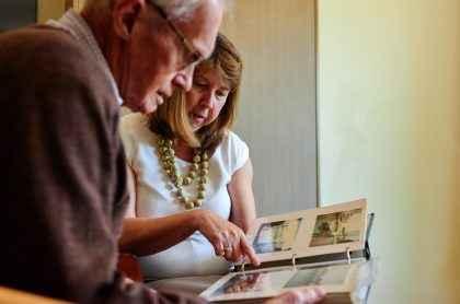 Dementia care at Christadelphian Aged Care.