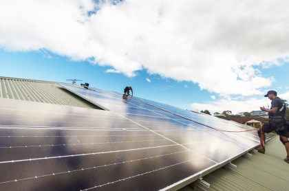 Christadelphian Aged Care has installed solar panels across its Homes to counter rising electricity prices and reduce its carbon footprint.